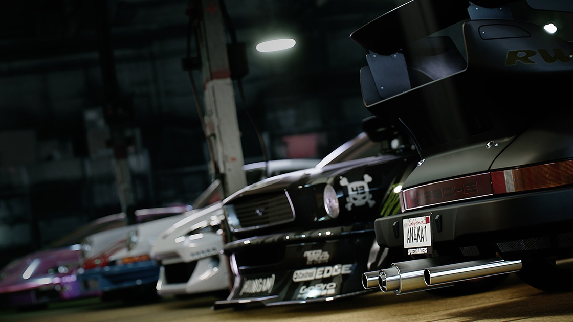 Следующая Need for Speed будет «самой любопытной икрасивой»