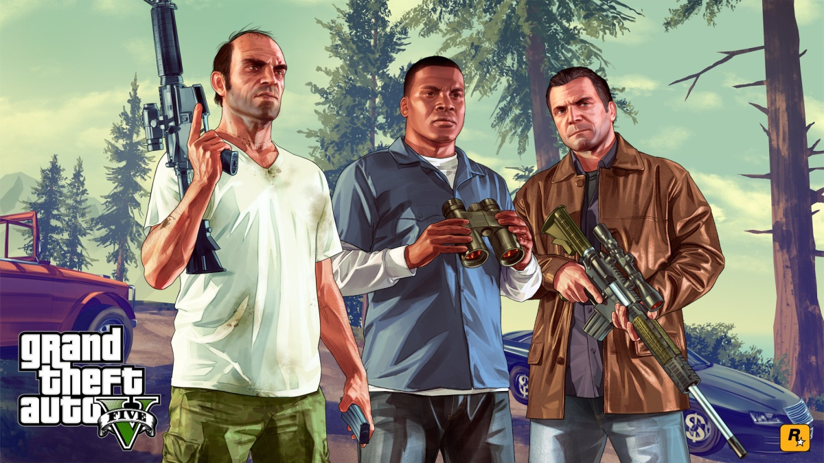 Продажи GTA 5 покорили рубеж в75 млн копий