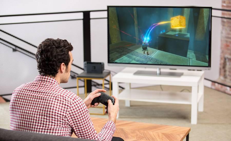 Nintendo сумеет внедритьVR наSwitch после решения основной проблемы
