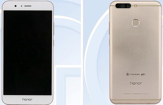 Смартфон Huawei Honor V9 сдвойной камерой дебютирует 21февраля