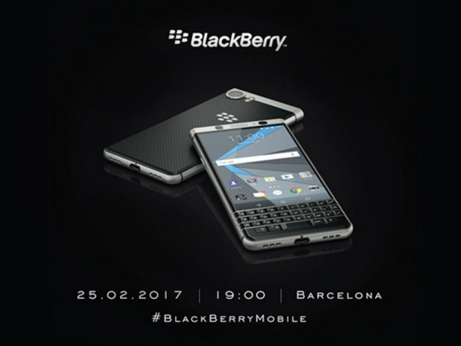Запуск Black Berry Mercury состоится 25 февраля