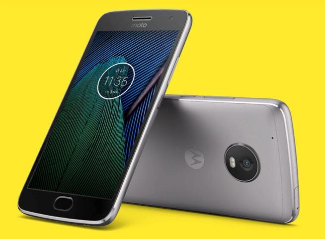 Moto G5, Moto G5 Plus: фотографии испецификации, релиз состоится 26февраля