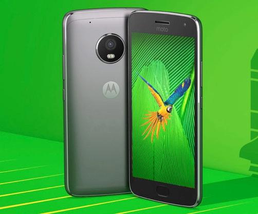 Стали известны некоторые характеристики телефонов Motorola Moto G5 иG5 Plus