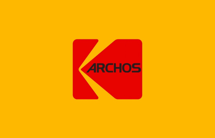 Archos начнет выпуск планшетов под брендом Kodak на рынке Европы