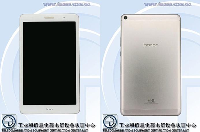 Huawei MediaPad T3 прошел сертификацию TENAA