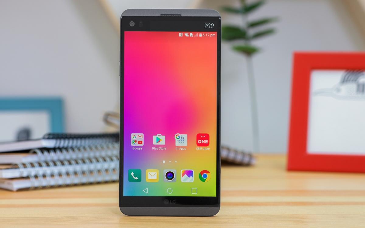 LGV30 получит 4 камеры итоповый чипсет Snapdragon 835