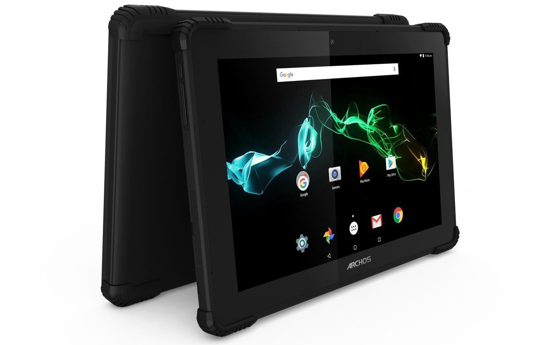 Archos выпустила защищенный планшет 101 Saphir