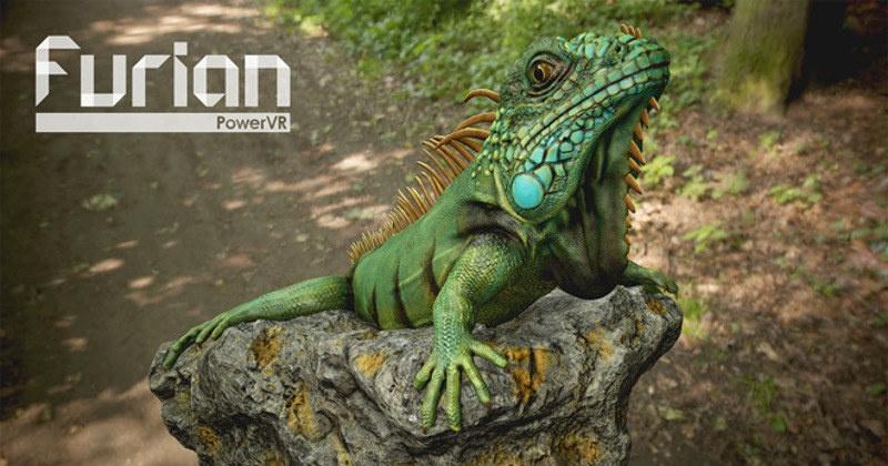 Imagination представила графику обновленного поколения PowerVR Furian