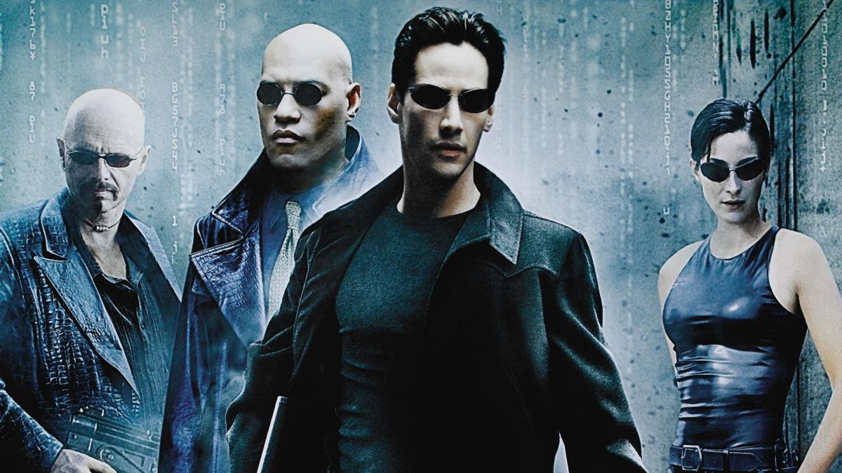 Известный фильм «Матрица» вернётся наэкраны