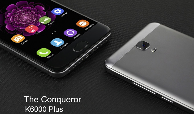 OUKITEL K6000 Plus— смартфон-долгожитель сFullHD дисплеем и16Мп камерой