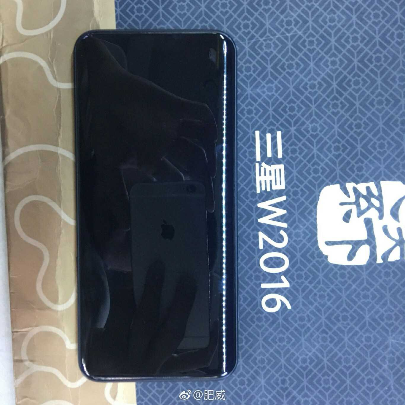 Новые фотографии Самсунг  Galaxy S8— Утечка