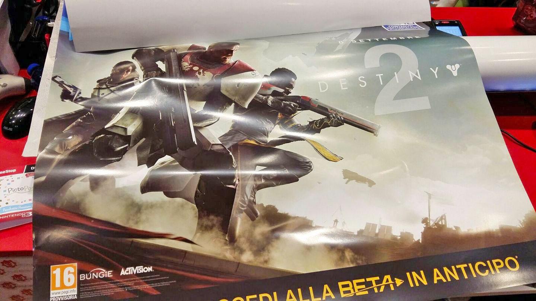 Стала известна дата выхода шутера Destiny 2
