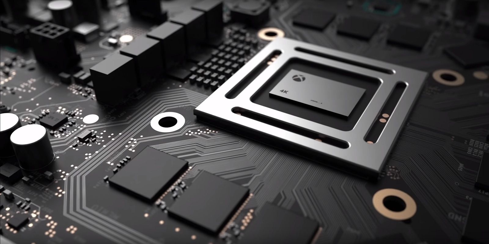 Неофициально Xbox Scorpio покажут на этой неделе