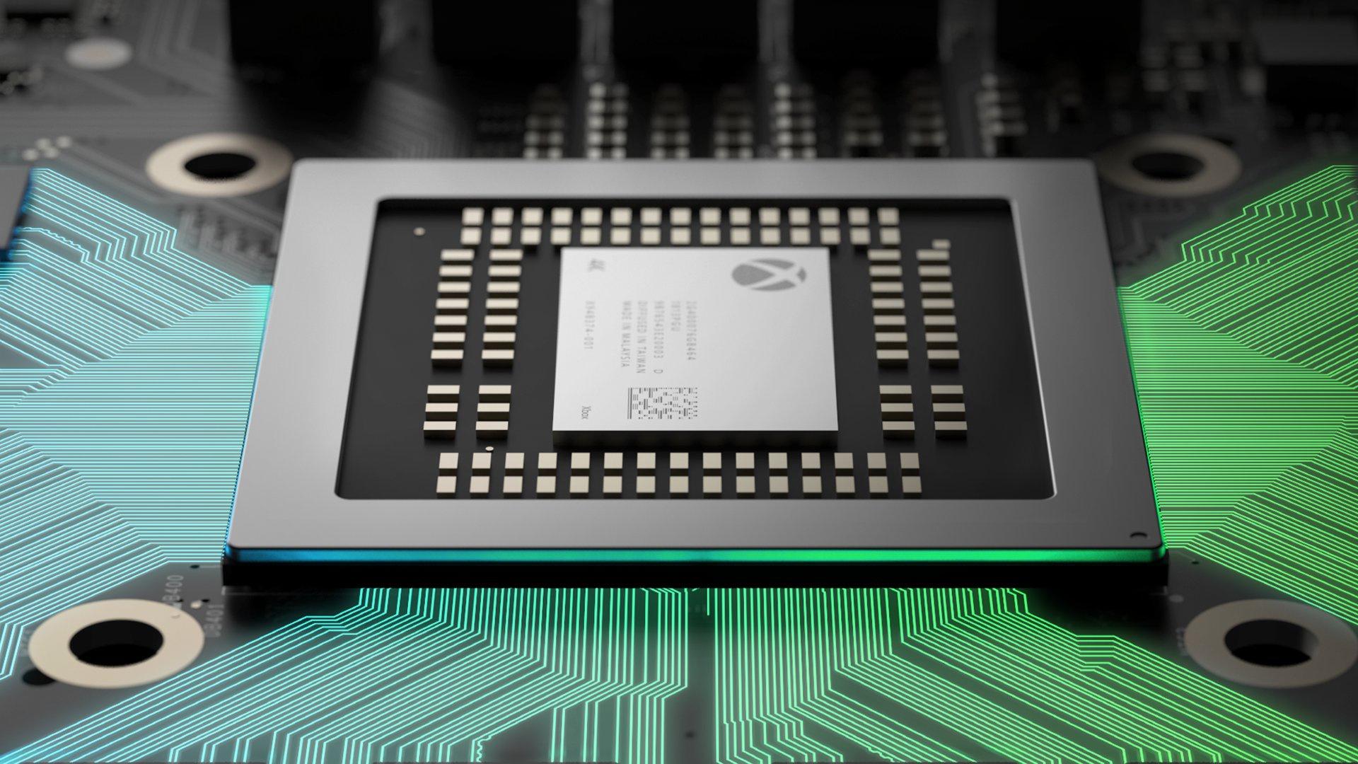 Характеристики Xbox Project Scorpio станут известны на текущей неделе