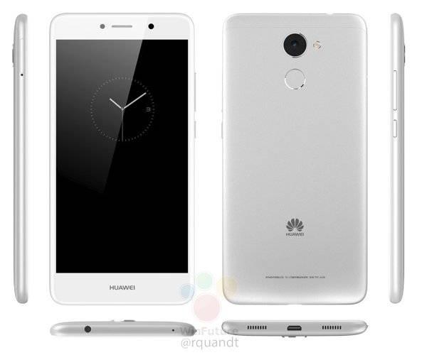 Huawei представила смартфон среднего сектора Enjoy 7 Plus