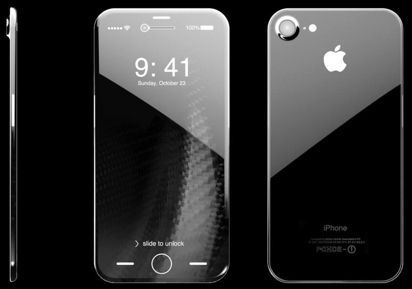 Доконца 2017г Apple выпустит неменее 100 млн новых iPhone