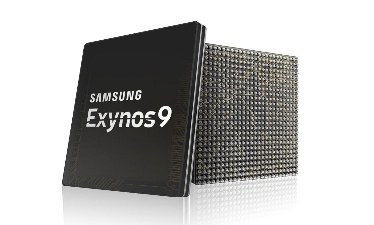 Samsung скоро начнет выпуск 10 нм чипов второго поколения