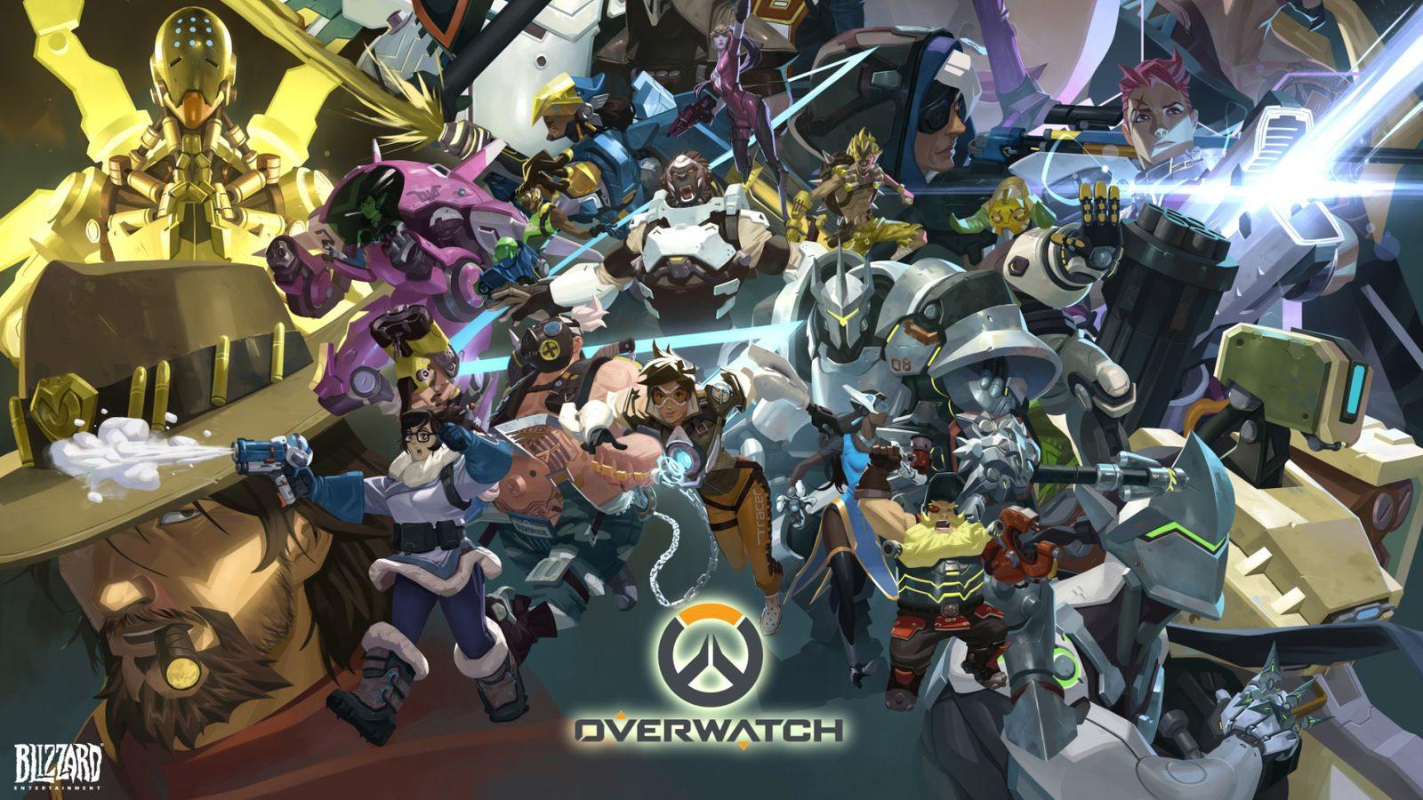 Blizzard даст возможность  поиграть вOverwatch бесплатно