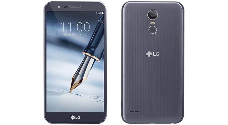 LGStylo 2 Plus получил обновление до андроид 7.0 Nougat