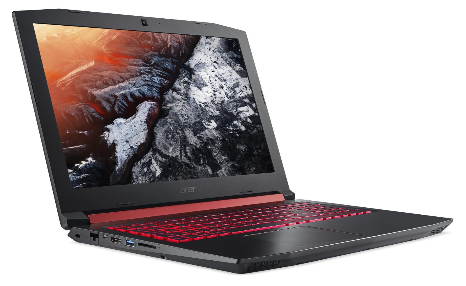 Acer представила игровой ноутбук Nitro 5