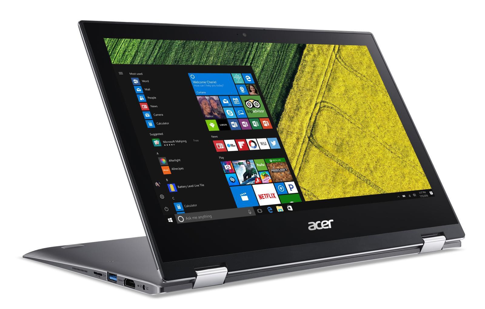 Компания Acer представила бюджетный игровой ноутбук Nitro 5
