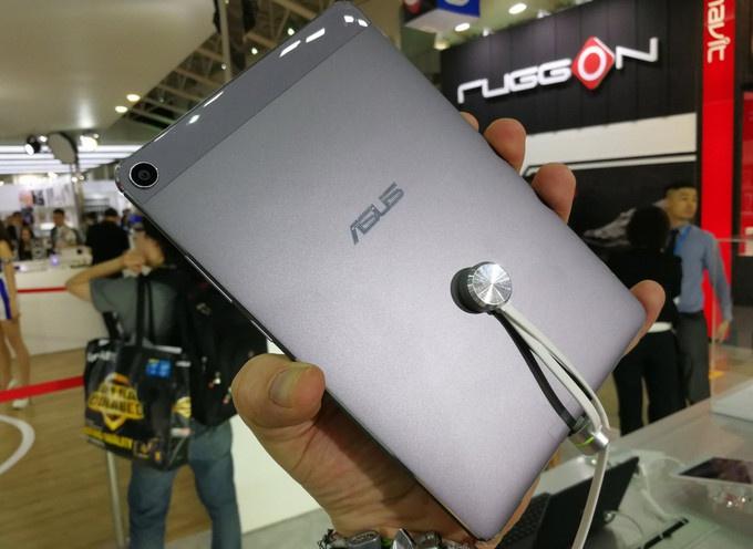 Навыставке Computex замечен новый планшет Asus ZenPad 3S 8.0