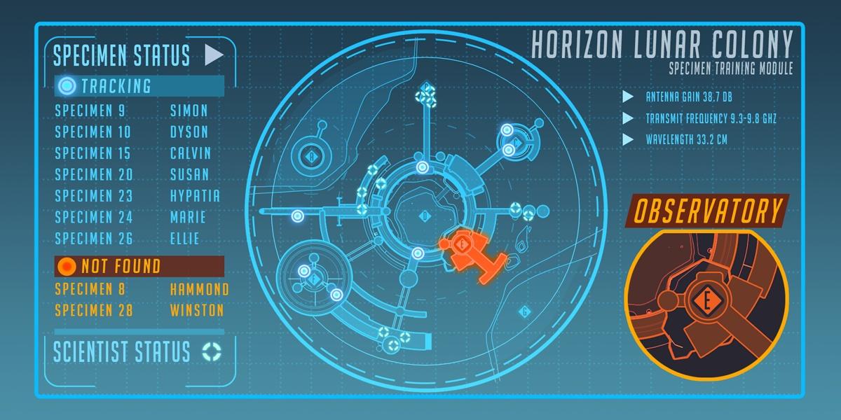 Новая карта для Overwatch отправит игроков наЛуну