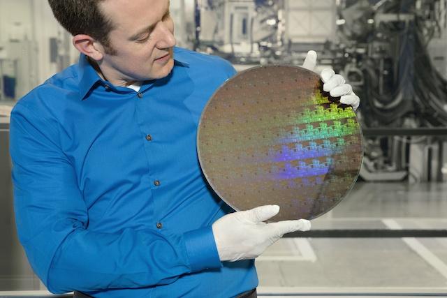 IBM и Самсунг создали 5-нм процессор