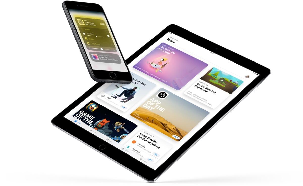 Новая iOS 11 стала доступна всем