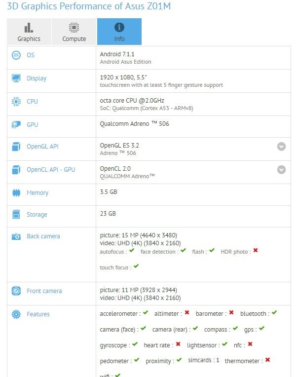 Европейская презентация Asus Zenfone 4 состоится 21сентября