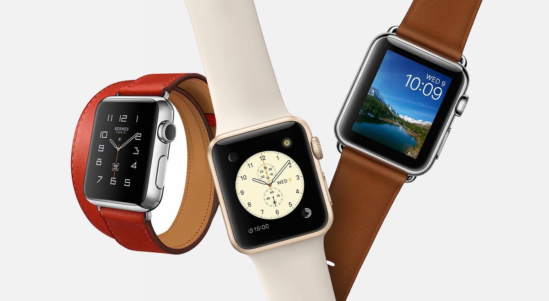 Слух осенью Apple выпустит новые умные часы