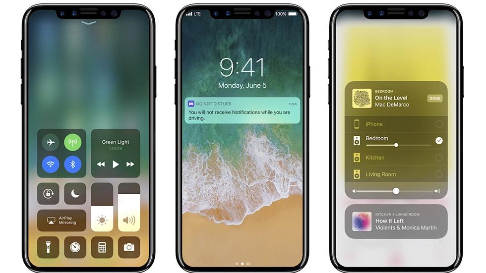 Стартовало массовое производство iPhone 8