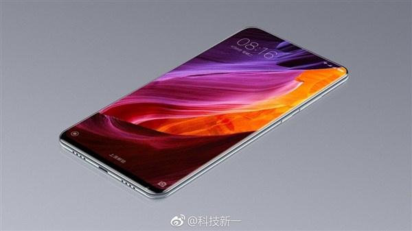 Слухи: Xiaomi Mi MIX 2 не получит фронтальной камеры?