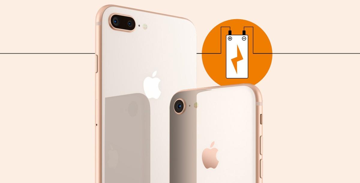 Apple пояснила, почему iPhone 8 получил наименее мощнейший аккумулятор, чем iPhone 7