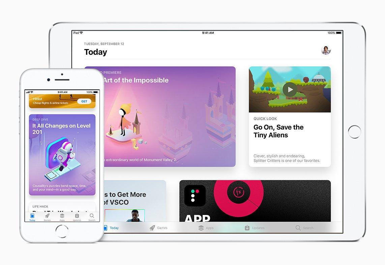 Сегодня выходит iOS 11