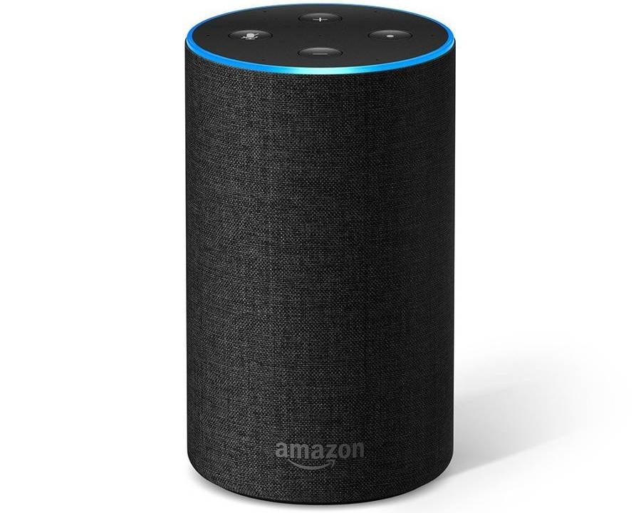 Amazon представила новые умные колонки Echo и Echo Plus