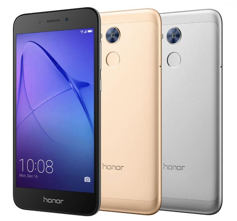 Huawei Honor Holly 4 саккумулятором 3020 мАч представлен официально