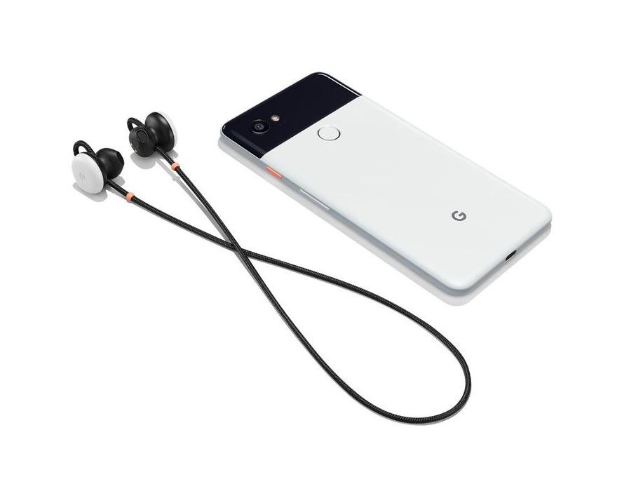 Pixel Buds — новая беспроводная гарнитура Google