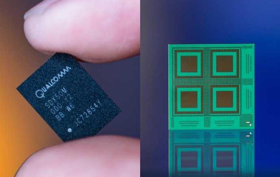 Qualcomm продемонстрировала 5G-чипсет Snapdragon X50