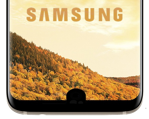 Galaxy S9 может получить сканер отпечатков пальцев на передней панели