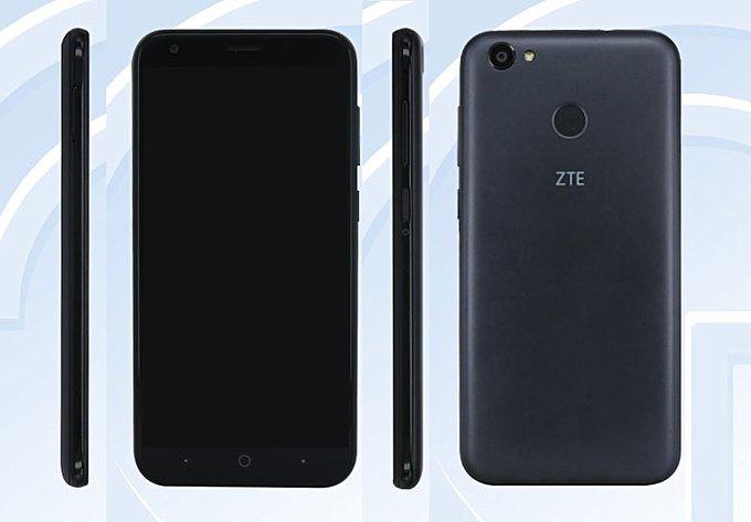 Смартфон ZTE Blade A3 сосдвоенной селфи-камерой стоит $120