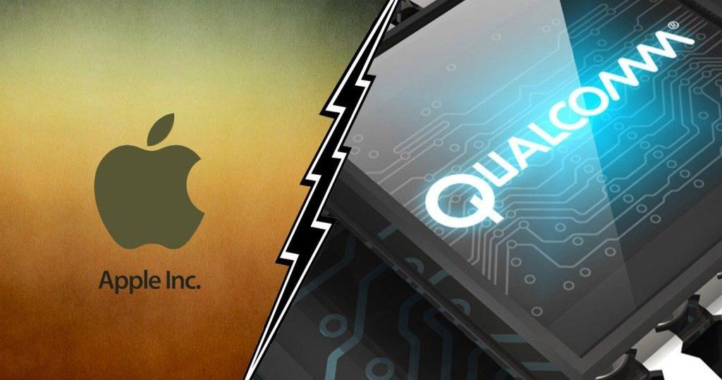 Apple начнет производить устройства без чипов Qualcomm