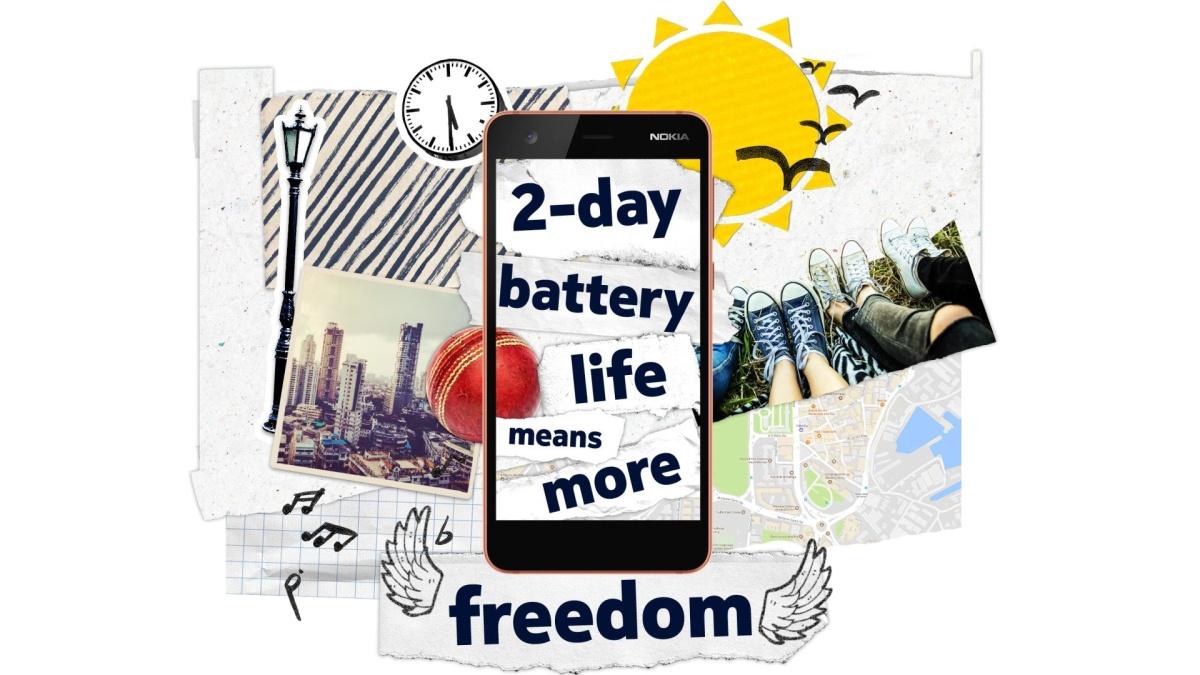 HMD представила смартфон Nokia 2 стоимостью в €99