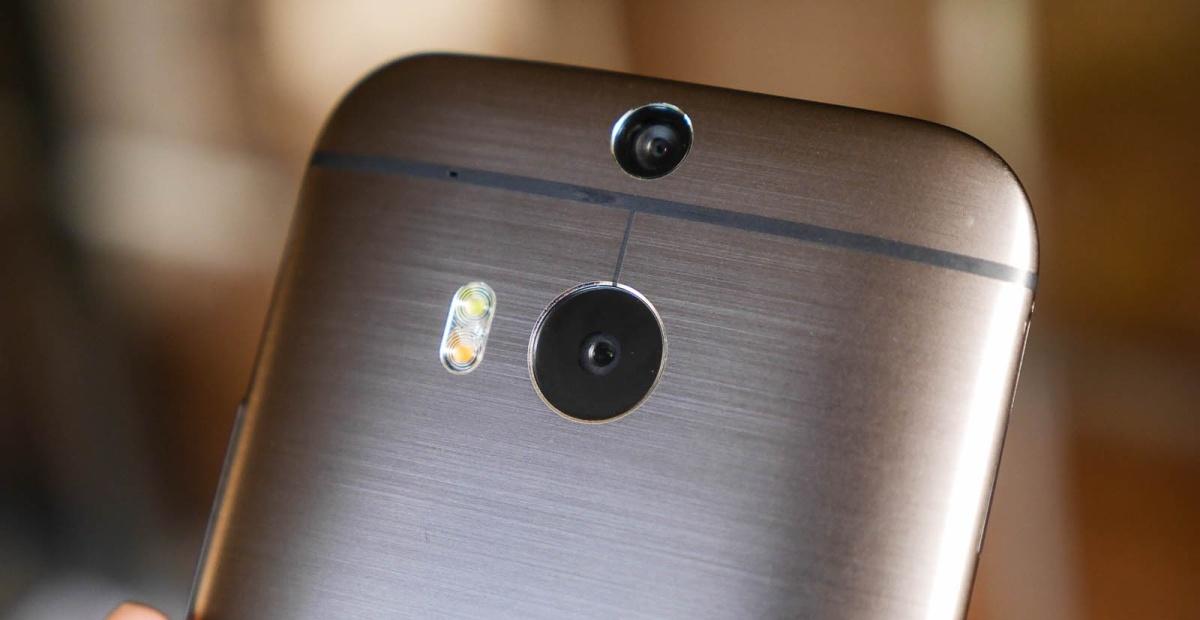 HTC создала революционный смартфон сдвойной камерой. Иназвала дату его анонса