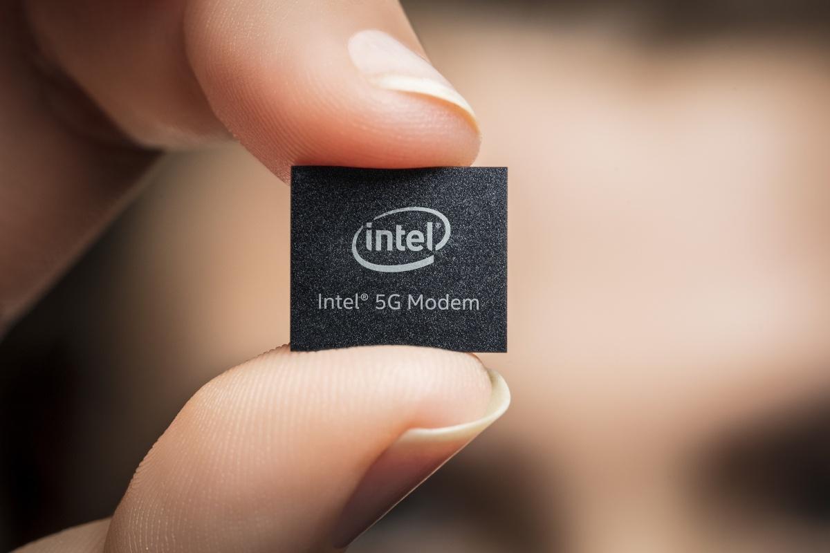 Неофициально Apple и Intel разрабатывают 5G-модем для будущих iPhone