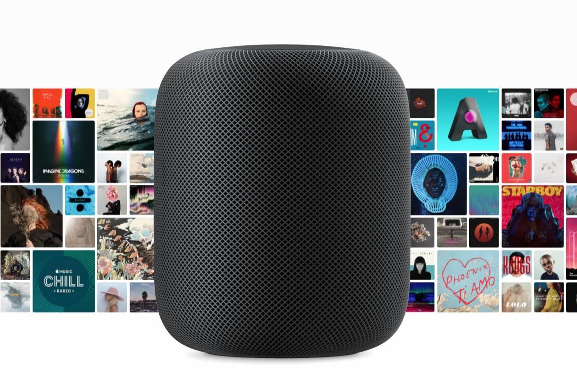 В2018 Apple собирается реализовать  4 млн колонок HomePod