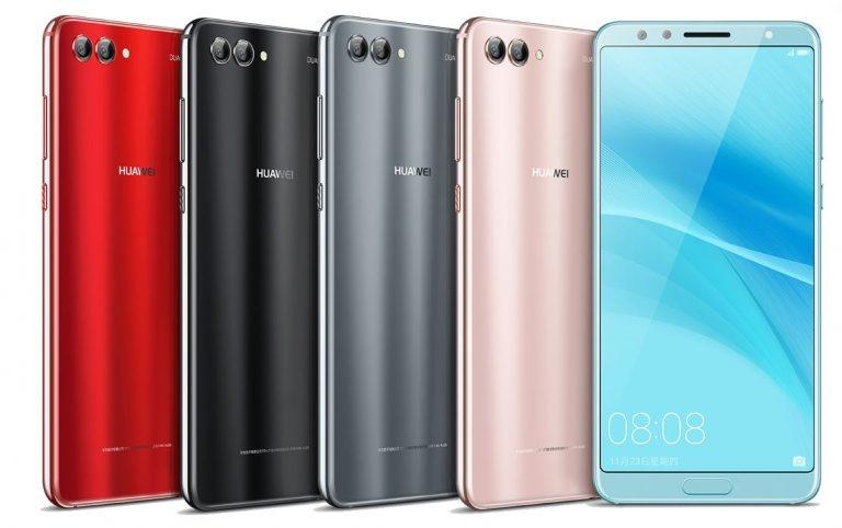 Huawei анонсировала среднебюджетный смартфон Nova 2s