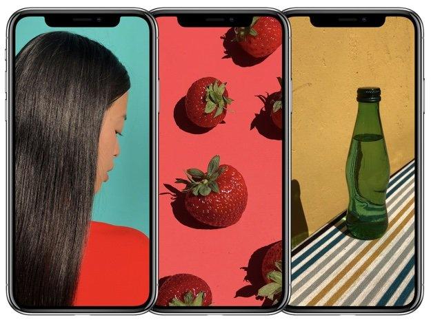 Слух iPhone 9 получит 6.5-дюймовый LCD-дисплей со вставкой сверху