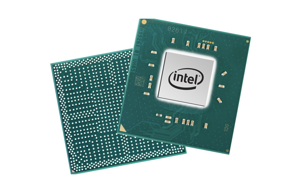 Intel запускает маломощные чипы Gemini Lake