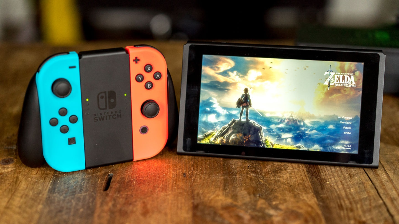 Nintendo продала свыше 10 млн Nintendo Switch